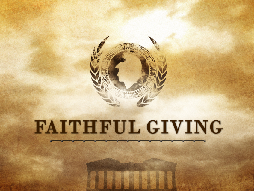 Faithful Giving