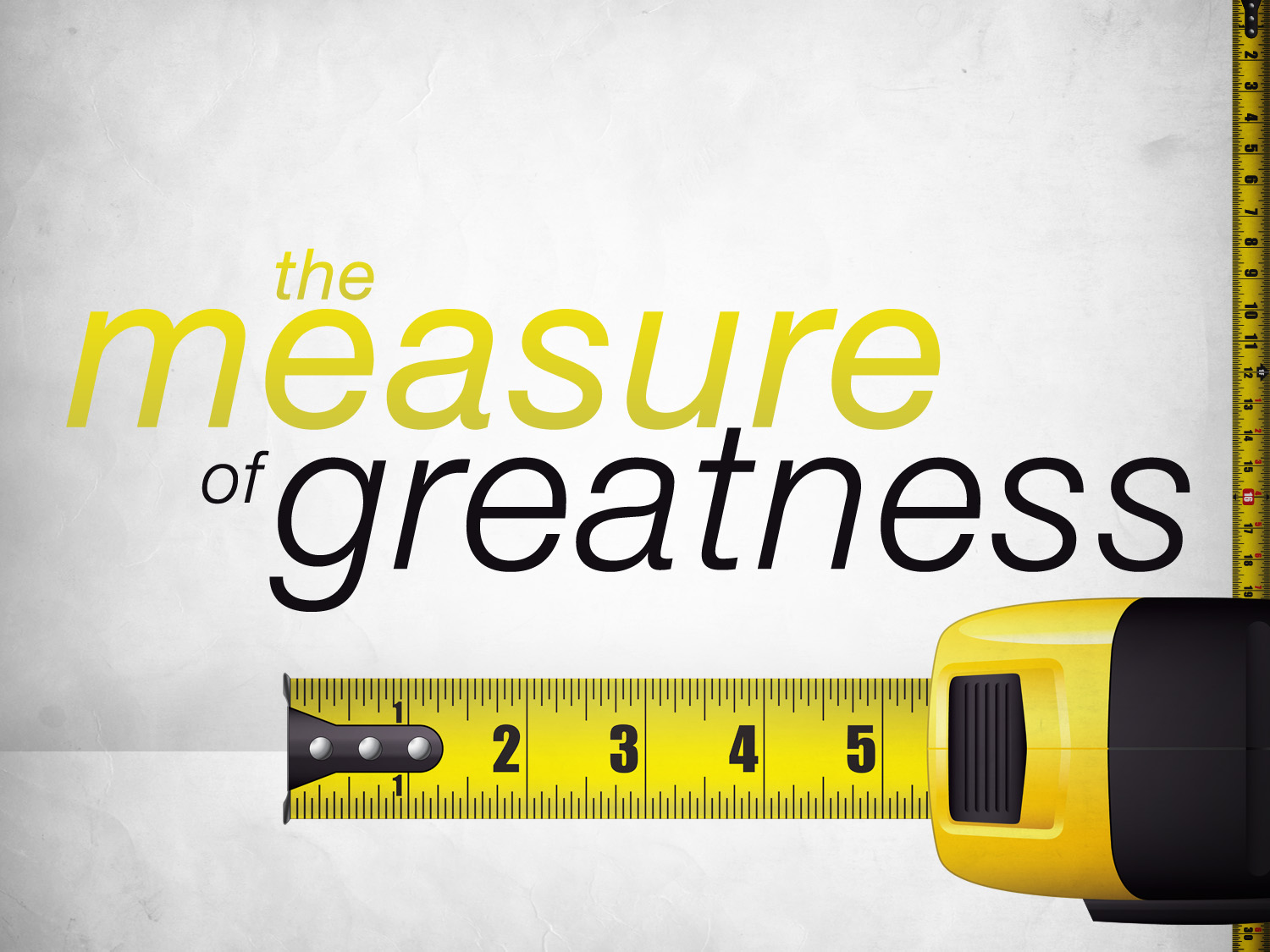 true test of greatness of a No one who has come to true greatness has not felt in some degree that his life belongs to the people the test of greatness is the page of history william hazlitt 37 2 0 the best quotes about greatness.