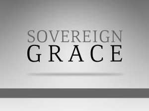 sovereign grace