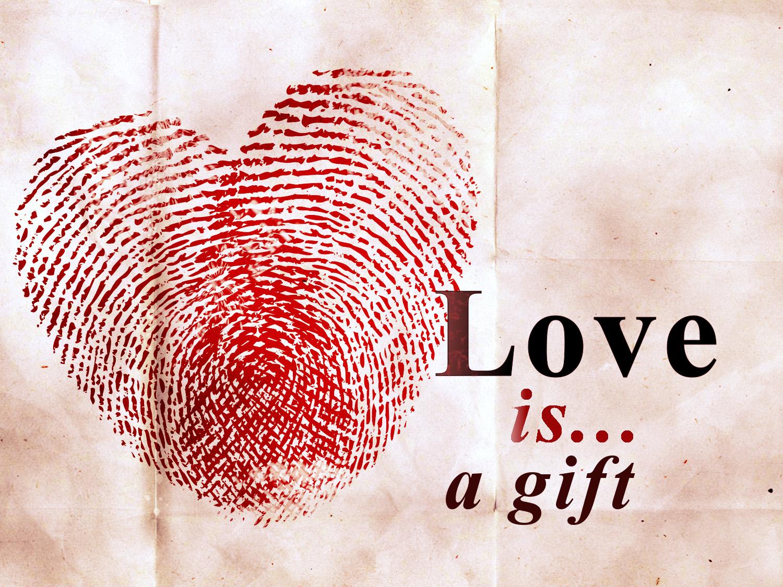 The Gift of Love   Bob Pittenger