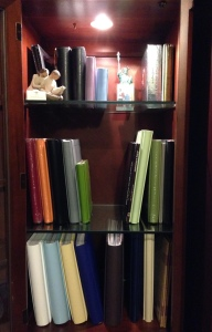 Cabinet of Photo Albums
